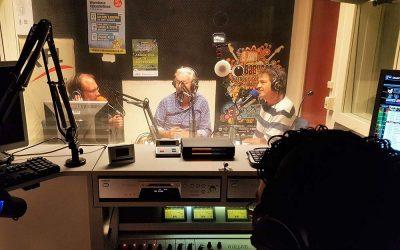 Akoestival-Kunstpark op RPL FM Radio 2017